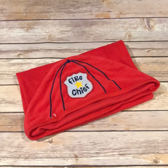 Gerber Other - Fire Chief infant hooded towel